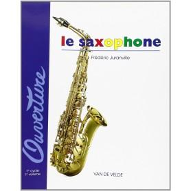 Le saxophone de Frédéric JURANVILLE
