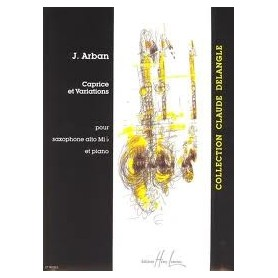 Caprices et Variations de J. ARBAN