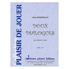 DOUX DIALOGUE de Alain ROISENBLAT