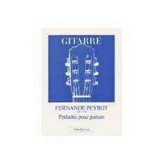 GUITARE de Fernande Peyrot