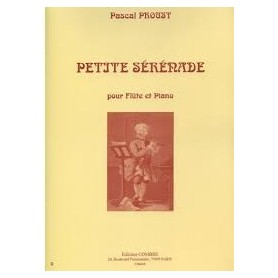 PETITE SERENADE  de Pascal PROUST
