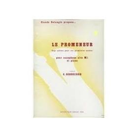 LE PROMENEUR de G. SCHNEIDER