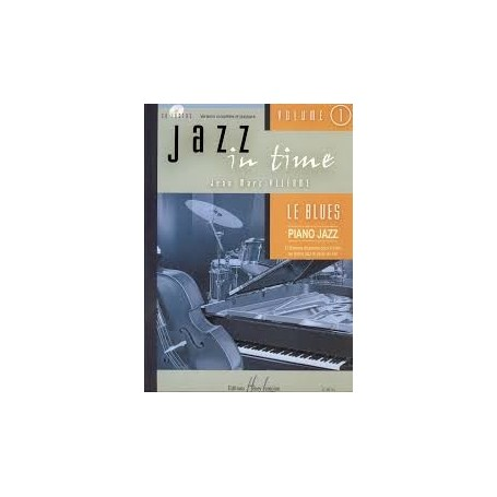 JAZZ IN TIME Vol 1 LE BLUES