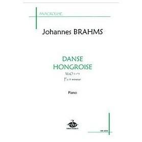 DANSES HONGROISES de Johannes BRAHMS PIANO