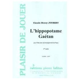 L'HIPPOPOTAME GAETAN de Claude Henri JOUBERT