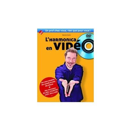 L'HARMONICA EN VIDEO de Sébastien Charlier