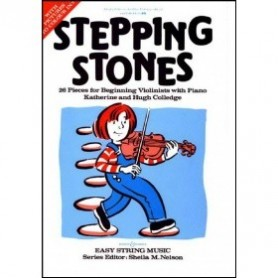 STEPPING STONES pour Violon