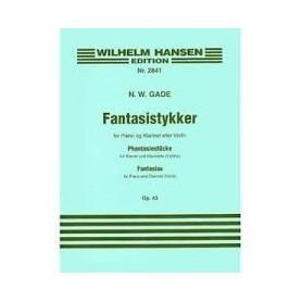 FANTASISTYKKER de N.W. GADE