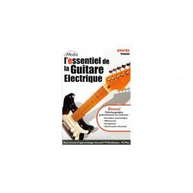 DVD L'ESSENTIEL DE LA GUITARE ELECTRIQUE