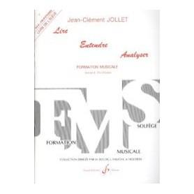 LIRE ENTENDRE ANALYSER Vol 6 de Jean Clément JOLLET LIVRE DE L'ÉLÈVE