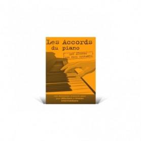 MINI DICTIONNAIRE D'ACCORDS PIANO