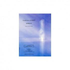 BERBICAN de Claude-Henri JOUBERT pour flûte et piano